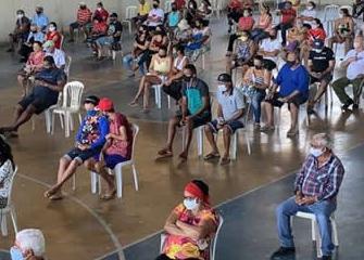 Ribeirão das Neves realiza mutirão de vacinação contra a covid-19 neste sábado; confira público alvo