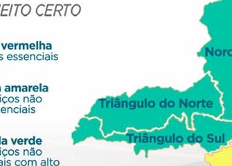 Novo decreto municipal autoriza retomada de atividades da onda verde; ensino básico permanece sem aula presencial